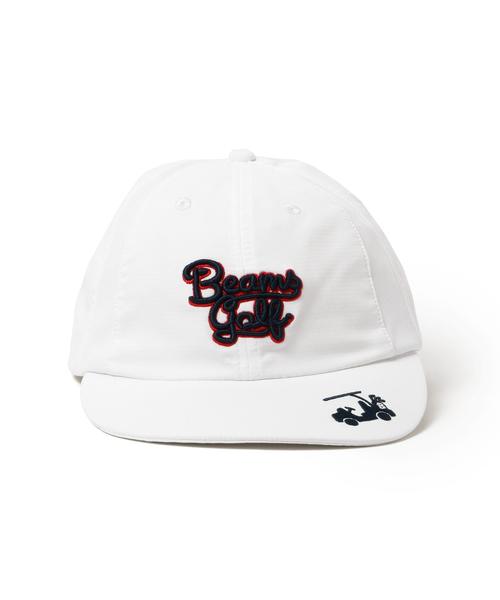 "BEAMS GOLF / 스크립트 기능 CAP (MEN""S)"