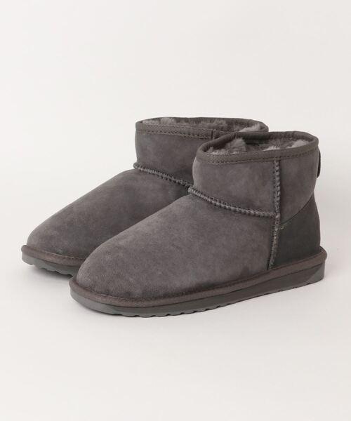 超美品 「emu Import/エミュー」ムートンブーツ/STINGER STINGER MICRO(ブーツ)|EMU Australia(エミューオーストラリア)のファッション通販, ミハラチョウ:e861cb29 --- ulasuga-guggen.de