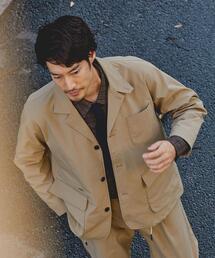 【別注】<DAIWA×green label relaxing>マルチポケット ジャケット セットアップ可能 †