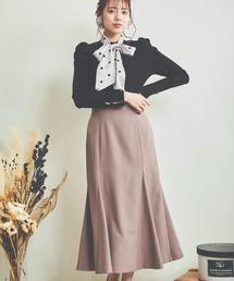 Noela(ノエラ)の「ハイウエストマーメイドスカート(スカート)」