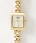 eimy istoire | square metallic watch(腕時計)