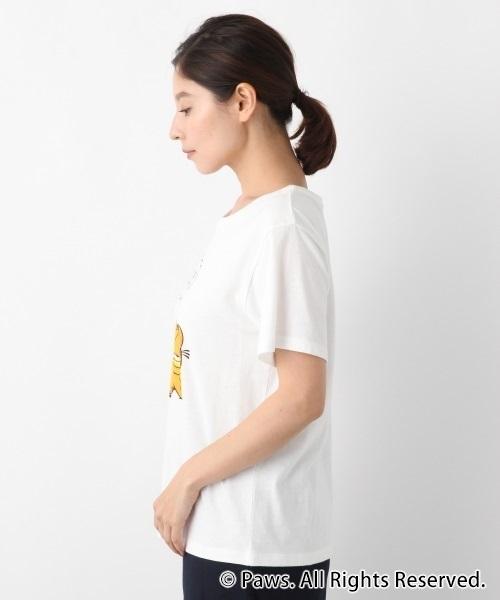 GarfieldコラボTシャツ 802725