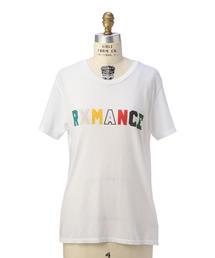<RXMANCE(ロマンス)>カレッジ Tシャツ