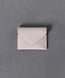<GIANNI CHIARINI(ジャンニキアリーニ)>FLAP カードケース