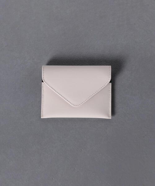 <GIANNI CHIARINI(ジャンニキアリーニ)>FLAP カードケース ◆