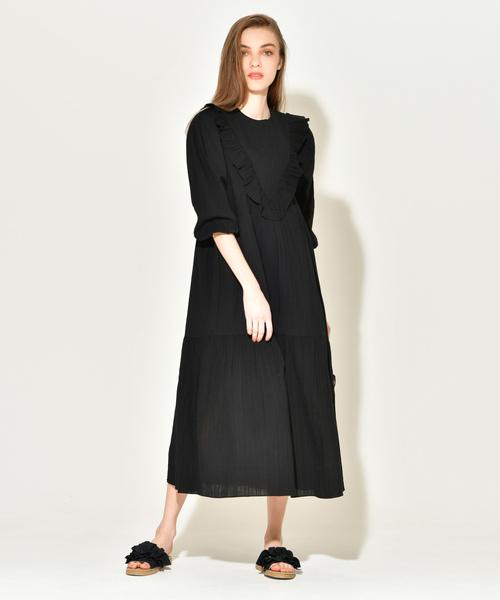 feminine cotton dress