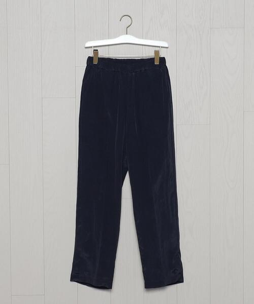<08SIRCUS>SLIT EASY PANTS/パンツ