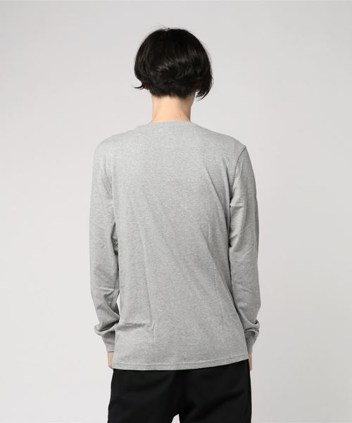 【OUTLET STORE PRICE】【Champion/チャンピオン】ベーシック ロングスリーブTシャツ