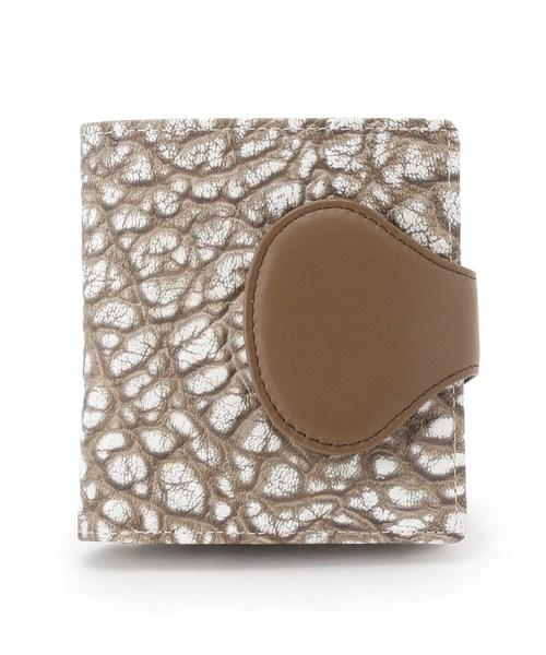 GREZZO(グレッゾ)薄型二つ折り財布