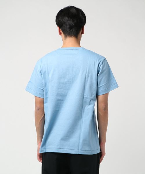 【A VONTADE】ア ボンタージ/Tube Henly Neck S/S