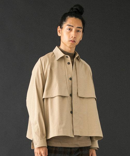 公式 UNITEDアルスターシャツブルゾン(ブルゾン)|UNITED TOKYO(ユナイテッドトウキョウ)のファッション通販, 小田町:7a781568 --- rise-of-the-knights.de