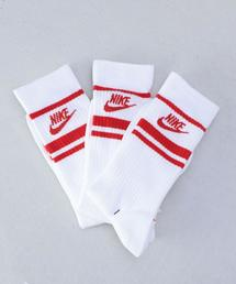 <NIKE>ESSENTIAL STRIPE SOCKS/ソックス