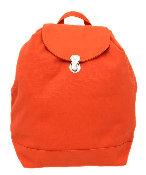 BAGGU(バグー)の「【BAGGU】BACK PACK(バックパック/リュック)」|オレンジ