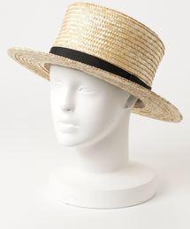 BEAMS BOY(ビームスボーイ)のFlying Cloud Hats / Amish Straw Hat(ハット)