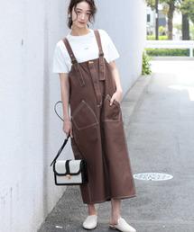 Lee(リー)の【WEB限定】【Lee】ジャンパースカート(ジャンパースカート)