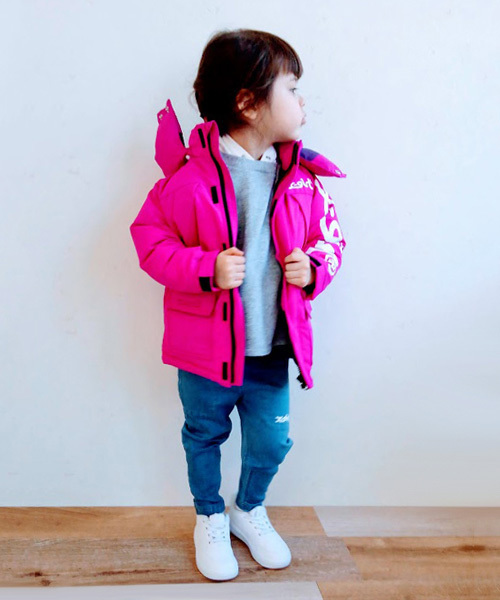 【名入れ無料】 X-girlダウンマウンテンパーカー(マウンテンパーカー)|X-girl Stages(エックスガールステージス)のファッション通販, ワイルドクラス:93053bbb --- 5613dcaibao.eu.org