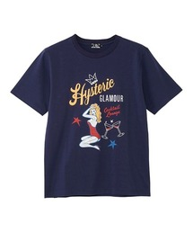 HYS COCKTAIL LOUNGE Tシャツネイビー
