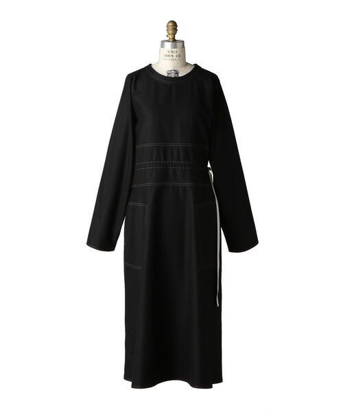 <SOFIE D'HOORE (ソフィードール)> DALA STICH DRESS