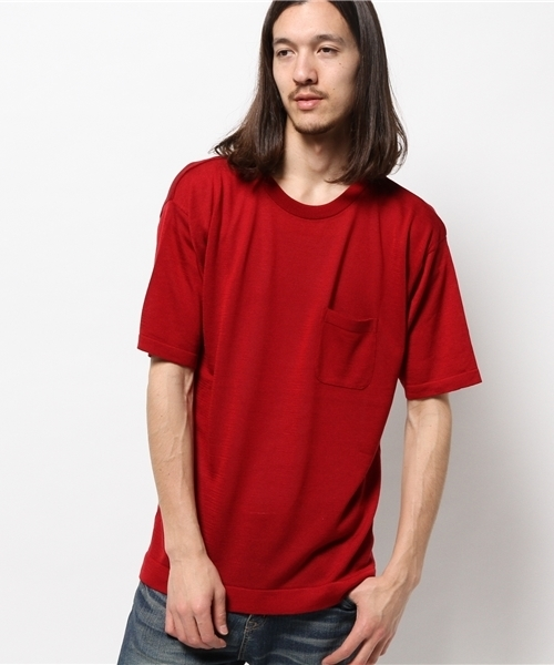 卸し売り購入 KNIT TEE(ニット/セーター)|GDC(ジーディーシー)のファッション通販, アジアン雑貨ティニー:12a10d6a --- pyme.pe