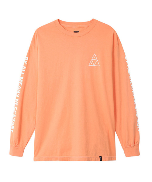 ESSENTIALS TT L/S TEE HUF / ハフ Tシャツ