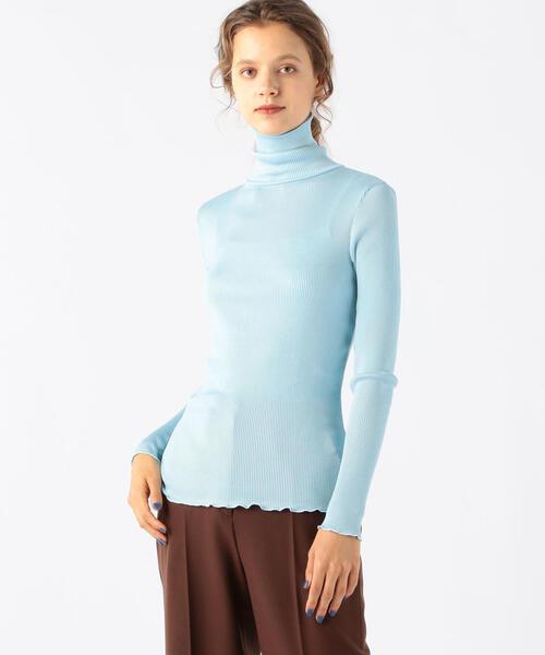 【逸品】 シルクリブ ハイネックプルオーバー(Tシャツ/カットソー)|DES DES PRES(デ・プレ)のファッション通販, DESK DEPOT (UNION MADE):7e0a3418 --- innorec.de