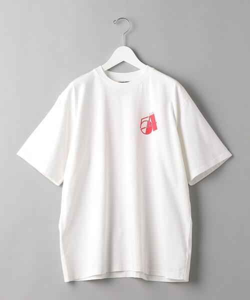 【別注】<STUDIO 54> RED LOGO T/Tシャツ