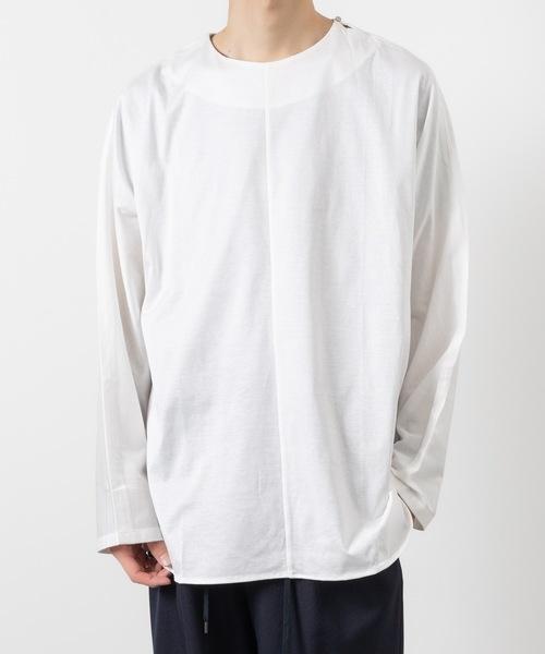 【超特価sale開催】 60 SLEEVE/2 T-CLOTH DOLMAN SLEEVE T-SHIRT(Tシャツ T-CLOTH/カットソー) DOLMAN|ato(アトウ)のファッション通販, 【初売り】:e228b000 --- skoda-tmn.ru