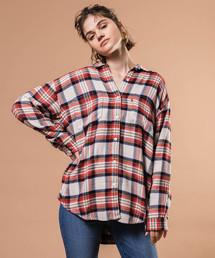 Levi's(リーバイス)のチェックシャツ POPPLE HERRINGBONE_V2(シャツ/ブラウス)