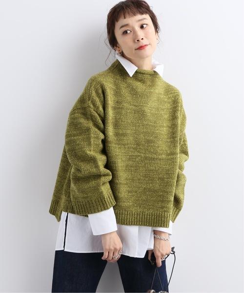 速くおよび自由な 【DEMYLEE/デミ・リー】Eleanore Sweater:セーター(ニット JOURNAL STANDARD/セーター) DEMYLEE(デミリー)のファッション通販, ハカタチョウ:c083a807 --- affiliatehacking.eu.org
