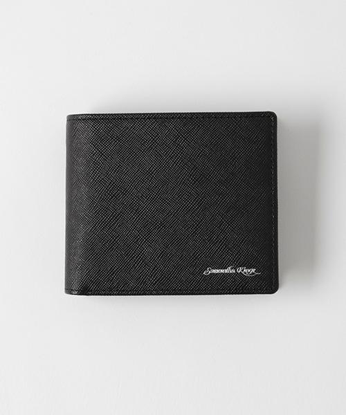 719e4a9e5330 KINGZ by Samantha Thavasa(キングズ バイ サマンサタバサ)のバイカラー 折財布(