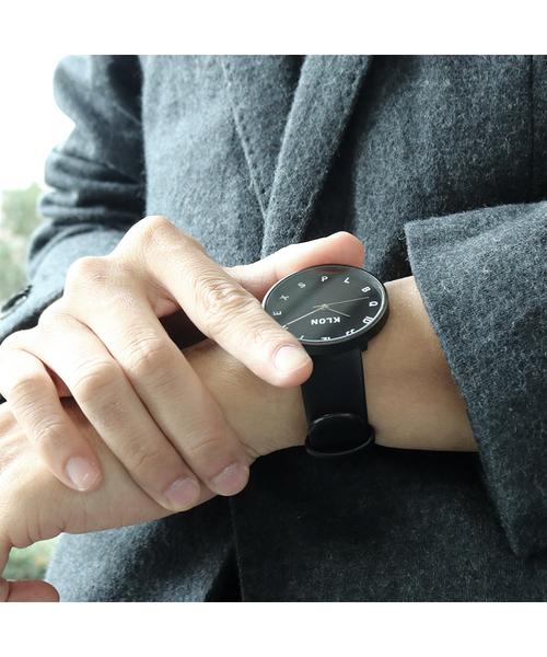 【一部予約!】 KLON FRAME NUMBER MOCK MOCK NUMBER BLACK FRAME 40mm(腕時計) KLON(クローン)のファッション通販, 原村:7328836c --- blog.buypower.ng