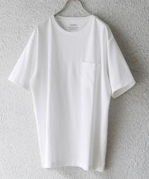 URBAN RESEARCH DOORS(アーバンリサーチドアーズ)のポンチポケットTシャツ(Tシャツ/カットソー)