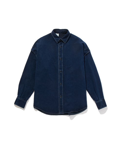 FALL2019 DENIM SHIRT