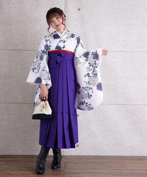 最も優遇 袴セット 紫の小菊(着物/浴衣)|utatane(ウタタネ)のファッション通販, LACRISTA ラクリスタ:b3984629 --- pyme.pe