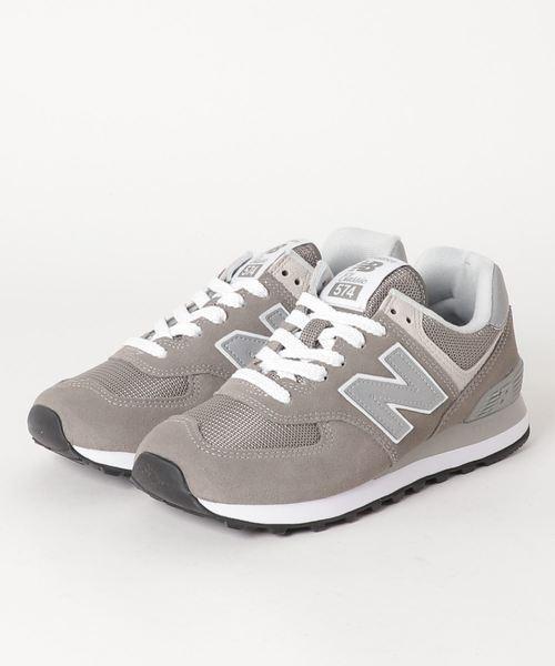 New Balance(ニューバランス)の「new balance ニューバランス ML574 180574(スニーカー)」 グレー