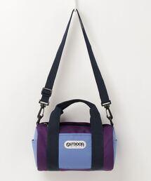 【EC限定商品】YREKA SHOULDER BAG ボストン型ショルダーバッグパープル