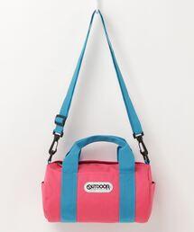 【EC限定商品】YREKA SHOULDER BAG ボストン型ショルダーバッグピンク