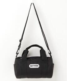 【EC限定商品】YREKA SHOULDER BAG ボストン型ショルダーバッグブラック