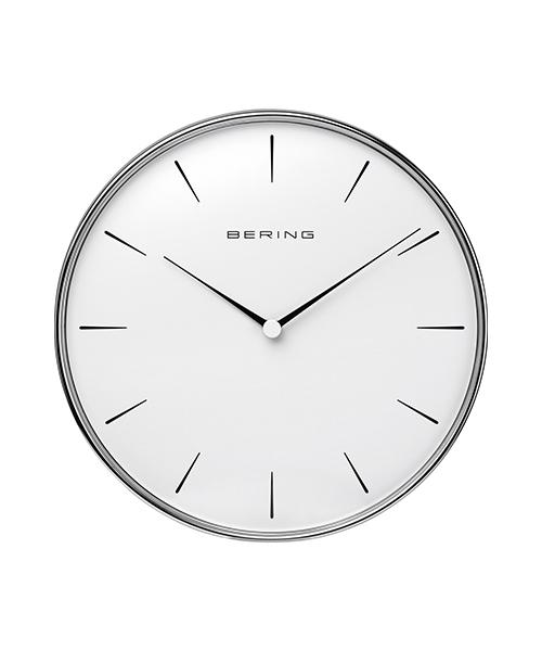 BERING(ベーリング)の「BERING / ベーリング          Clock 90292(掛け時計)」 ホワイト