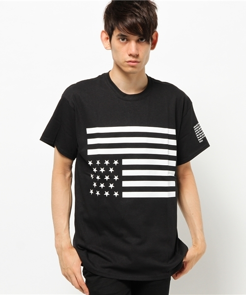 "GD Tシャツ ""STARS AND STRIPES"""