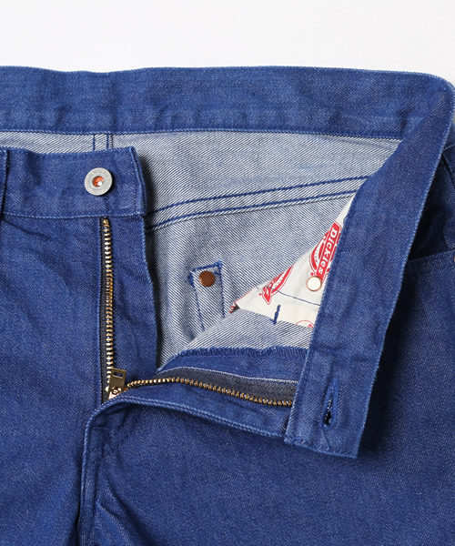 Red Fleece×Dickies ファイブポケット デニム 【ZOZOTOWN限定展開 OUTLET】