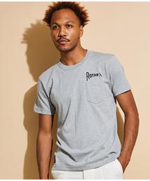 ROTAR(ローター)のTool HW Pocket s/s Tee / ポケットTシャツ / ヘビーオンス(Tシャツ/カットソー)
