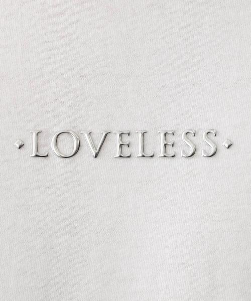 【LOVELESS】ポリクレストロゴロンT