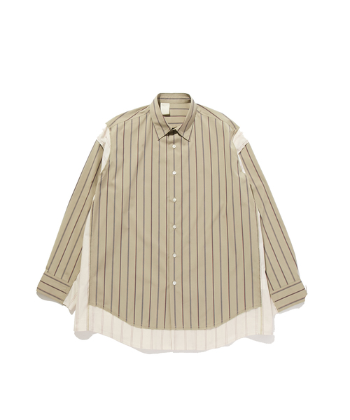 FALL2019 STRIPE SHIRT