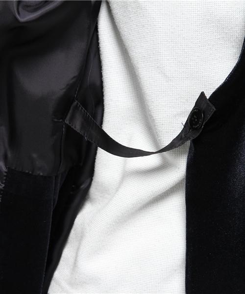 AMERICAN RAG CIE ベルベットジャケット