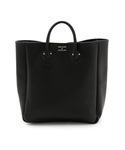 YOUNG & OLSEN The DRYGOODS STORE | 【YOUNG & OLSEN】 EMBOSSED LEATHER TOTE M(トートバッグ)