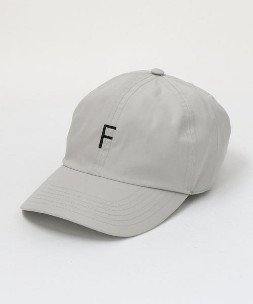 <FUTUR> F CAP LTGY/キャップ □□
