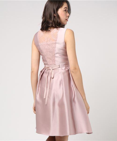 【メーカー公式ショップ】 【セール Doll/ セール,SALE,Dorry】バックレース切り替えウエストクロスリボンモチーフフレアーワンピース(ドレス) Luxe|Dorry Doll(ドリードール)のファッション通販, igarden:4e4bcce2 --- skoda-tmn.ru