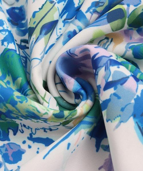 //新色追加【6色】レディース 水着 レーストップス ショートパンツ付 インナーショーツ付 ビキニ水着(5点セット) セットアップ