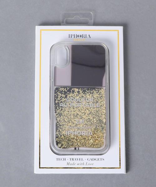 <IPHORIA(アイフォリア)>リキッド iPhoneケース X/XS